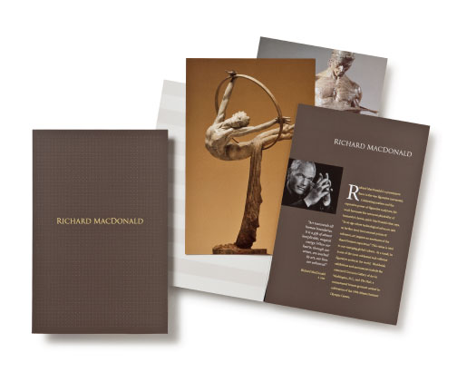 Richard MacDonald - Small Folder + Cards