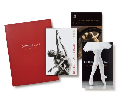 Dawson Cole Fine Art - Brochures